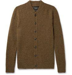 Howlin' - Brushed-Wool Cardigan