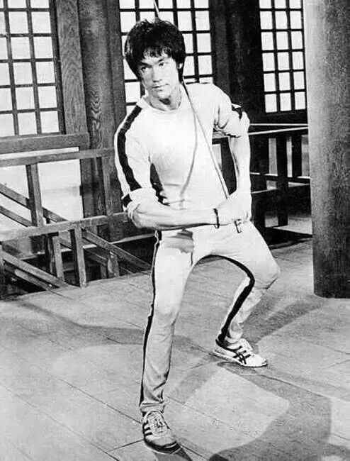Bruce Lee The Game Of The Death Movie