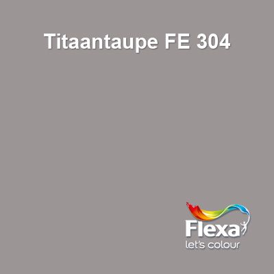 Flexa Expert kleur Titaantaupe FE 304