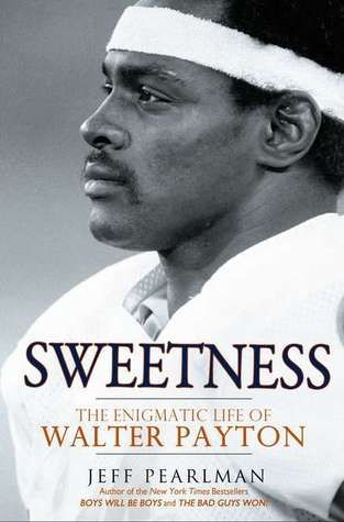 """Sweetness: The Enigmatic Life of Walter Payton by Jeff Pearlman At five feet ten inches tall, running back Walter Peyton was not the largest player in the NFL, but he developed a larger-than-life reputation for his strength, speed, and grit. Nicknamed """"Sweetness"""" during his college football days, he became the NFL's all-time leader in rushing and all-purpose yards, capturing the hearts of fans in his adopted Chicago. - Goodreads #football #book"""