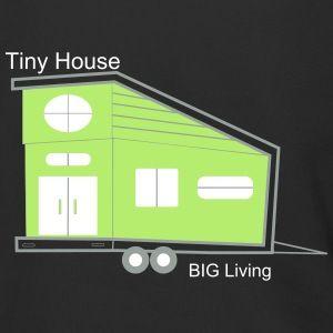 Men's Tiny House Sweatshirt