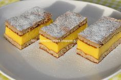 Lorena in cucina/Lorena in bucatarie: Dolce Dukan con la crema pasticcera/Prajitura Dukan cu crema de vanilie