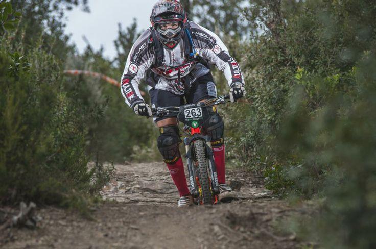 Nacho Vallina - Sportlast Multibike Lleida Coca Catalana de Enduro Las Gavarres Categoria Elite