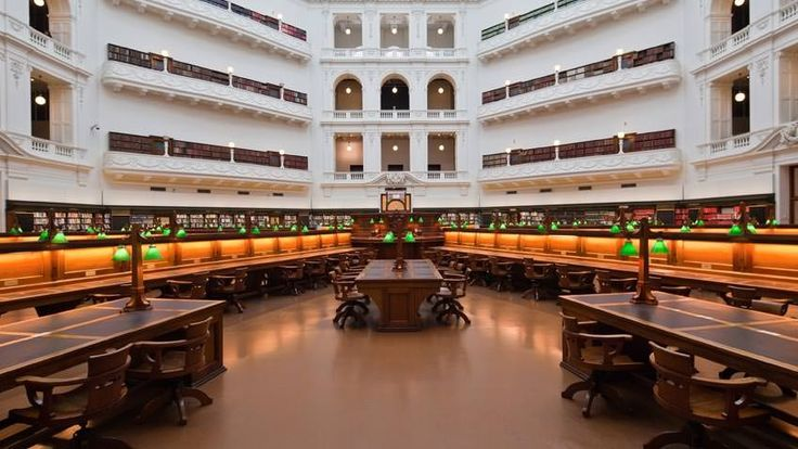 State Library Victoria - Call for 2016 Fellowship applications