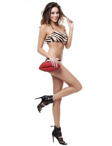 Trendy Tube Monokini Swimsuit   Swim Wears