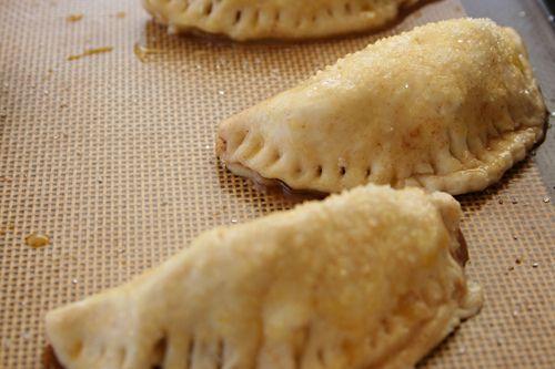 apple brandy hand pies | Recipes - Dessert | Pinterest
