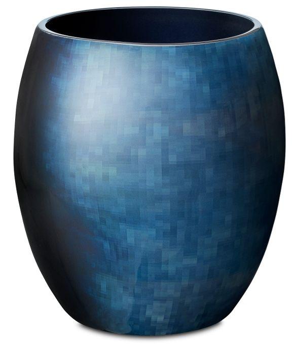 Smukke nye Stockholm vase lille fra Stelton #Stockholmhorizon #inspirationdk #Stelton #blue #vase #Horizon #Stockholm #BernadotteKylberg #Nyhed