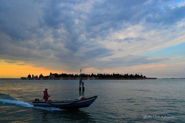 Travel in Clicks: L' ora d' oro a Venezia
