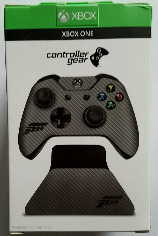Forza Horizon 3 Carbon Fiber Xbox One Controller Skin + Stand Set - Limited Ed. #ControllerGear