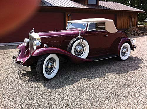 1932 packard 900 for sale 1753312 hemmings motor news for Hemmings motor cars for sale