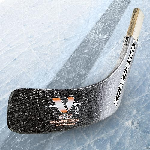 The curved hockey stick was invented by Stan Mikita and Bobby Hull in the 1960s