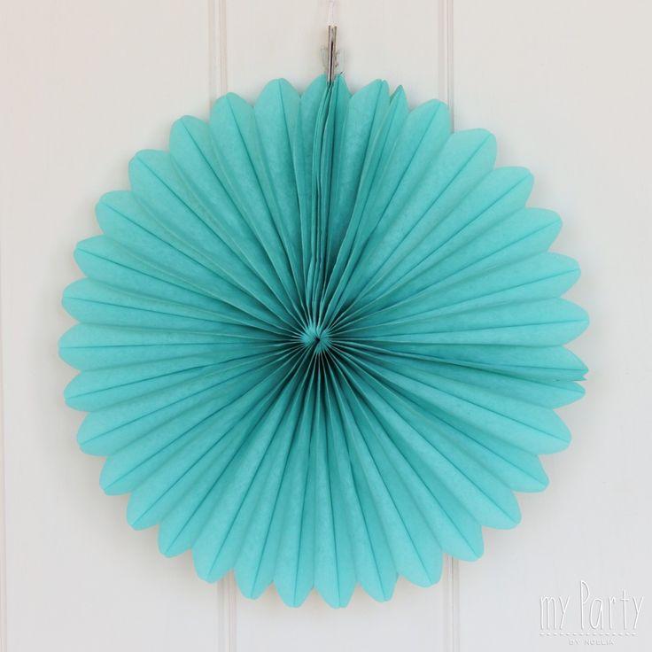 M s de 1000 ideas sobre decoraciones abanico de papel en - Abanicos para decorar ...
