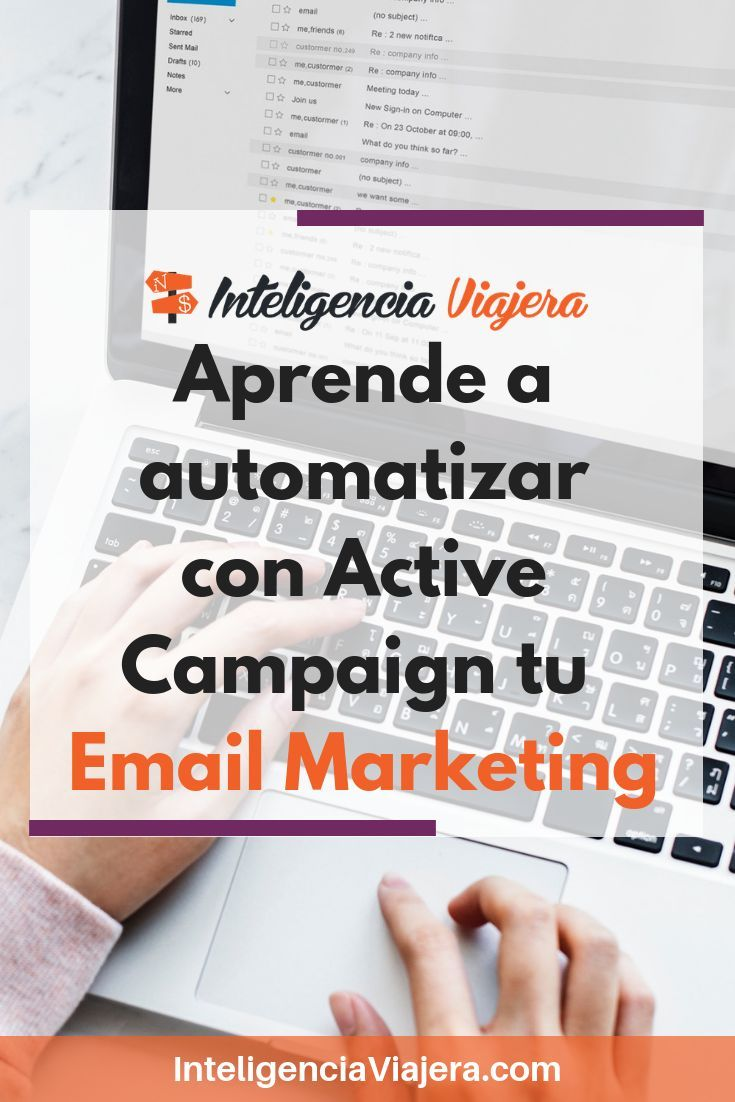 [AUTOMATIZAR Negocios Online] Active Campaign + email marketing