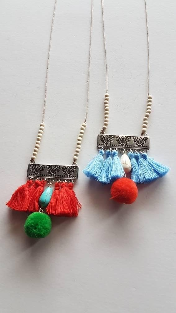 Check out this item in my Etsy shop https://www.etsy.com/listing/607242797/handmade-necklace-tassel-necklace-boho