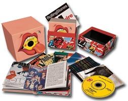 THE ROLLING STONES COMPLETE SINGLES #'D LTD ED 45CD BOX SET