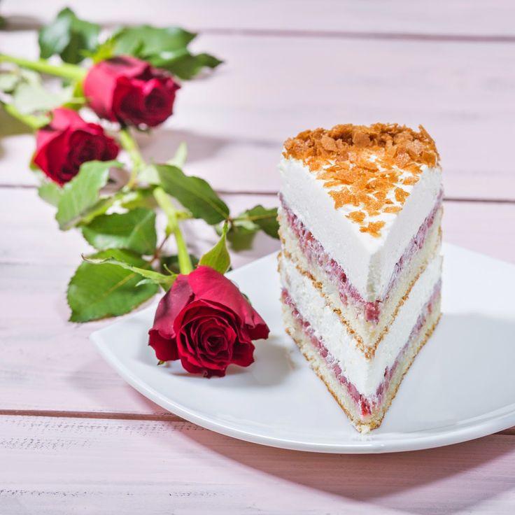 Anybenyraba: муссовый клубнично-сливочный торт