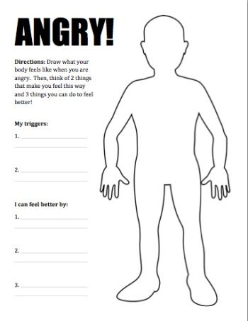 84 best Anger Activities for Kids images on Pinterest