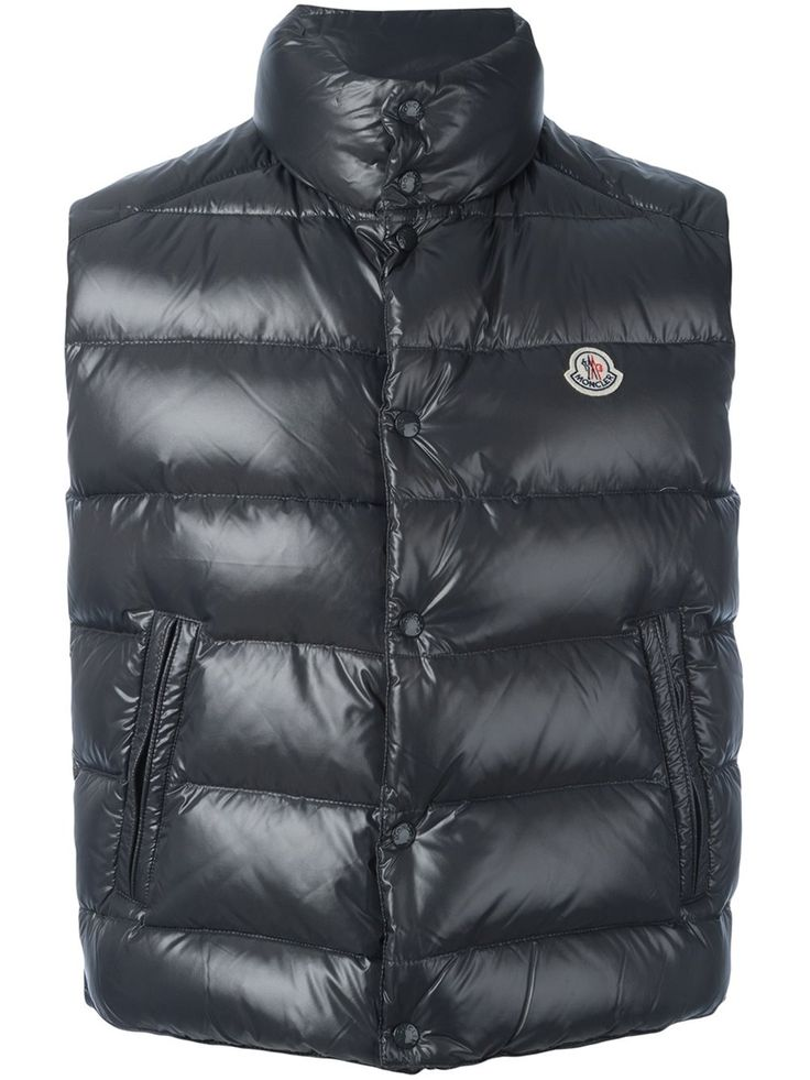 #moncler #men #tib #padded #vest #gillet #jacket #grey #new www.jofre.eu
