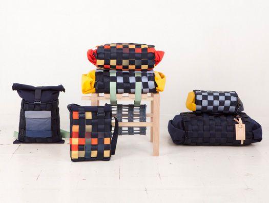 Pack! Bags by Alei Verspoor