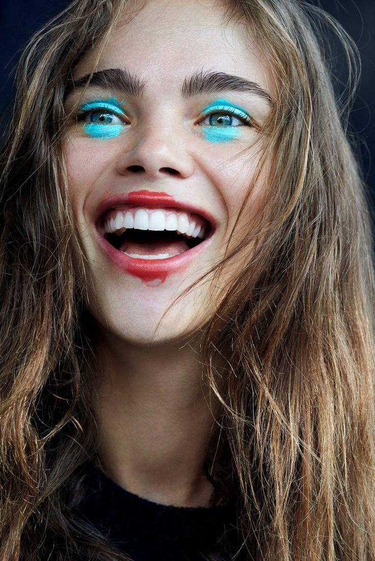 Funny Face Publication: Mixte Magazine #17 Spring/Summer 2016 Model: Jena Goldsack Photographer: Liz Collins Fashion Editor: Franck Benhamou Hair: Lok Lau Make Up: Polly Osmond Nails: Chisato Yamamoto
