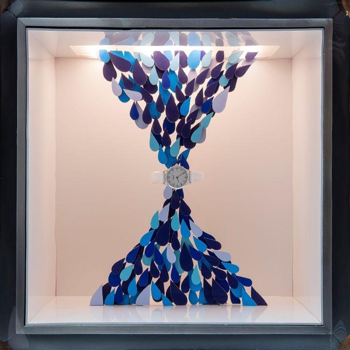 Hermès 'Making Waves' windows by Isabelle Daëron, Tokyo – Japan » Retail Design Blog