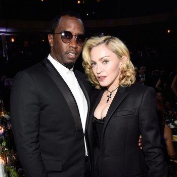 Sean Combs & Madonna