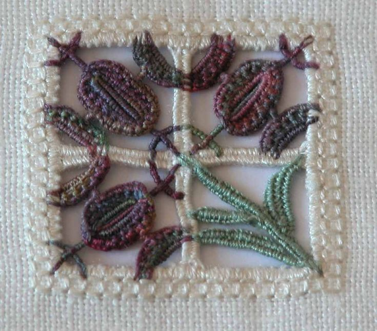 FIORI DI RETICELLO (5) - Needle Lace Talk