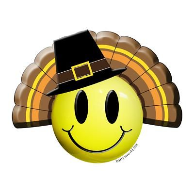 Thanksgiving Smiley Faces | barry s world smileys holiday smileys thanksgiving smiley 4