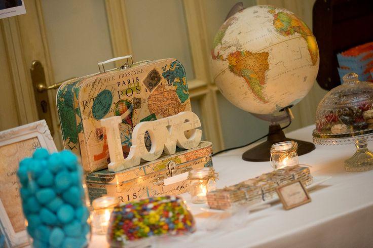 nombre de mesa de bodas de paises - Buscar con Google