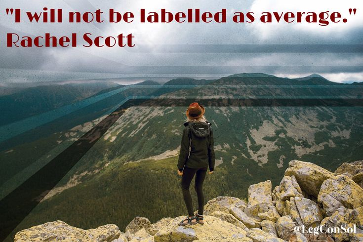 I will not be labelled as average.~ Rachel Scott  #motivationalquotes #inspirationalquotes #successquotes #successforentrepreneurs #motivation #keystosuccess #majorkeyalert #entrepreneurshipquote #motivationforentrepreneurs
