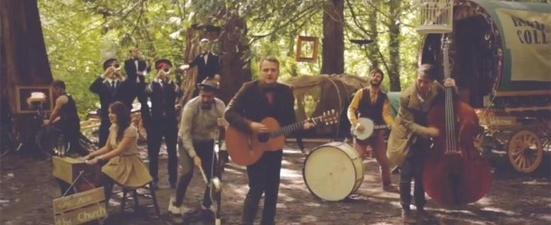Rend Collective Experiment - Build Your Kingdom Here Video: Rend Collection, Collection Experiment