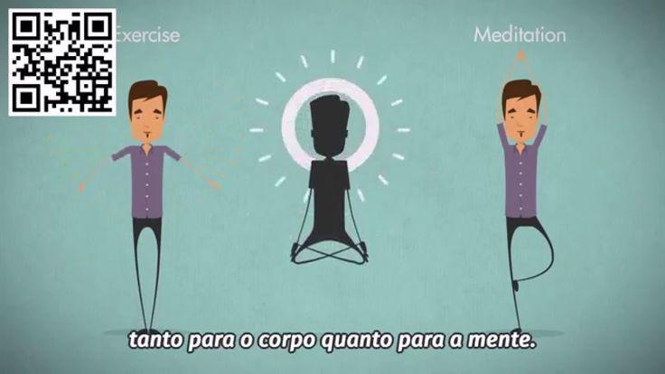Bela animação explicando um pouco sobre o que é Yoga e por que é tão importante praticá-lo. -- Aulas de Yoga online: www.vivayogue.com