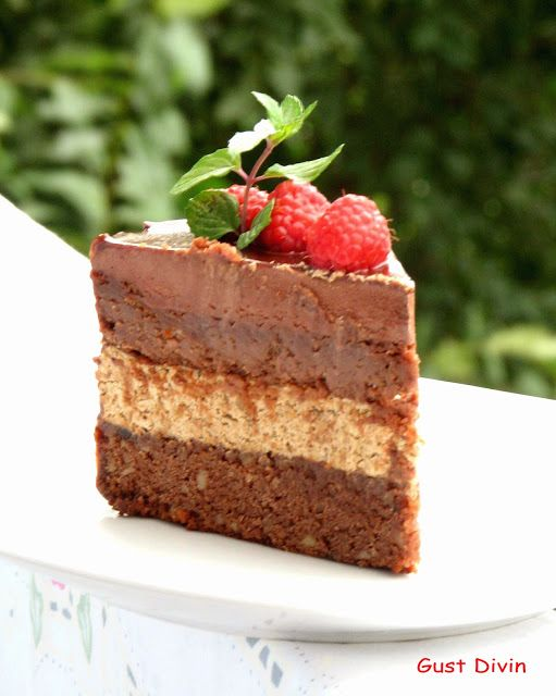 .: Tort Coffe-Chocolate