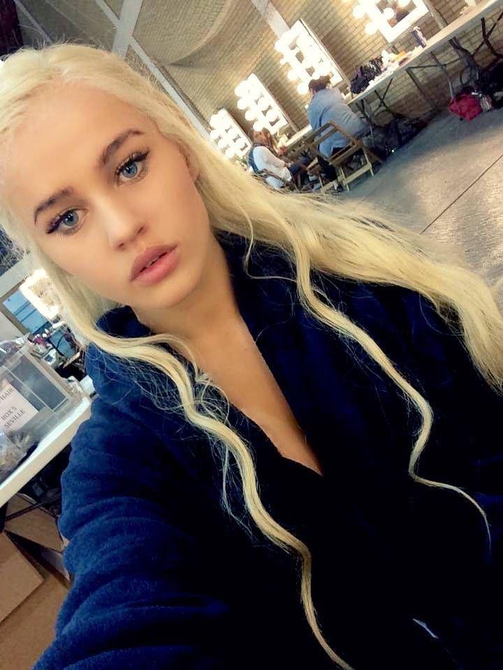 Meet the Stunning Body Double For Daenerys Targaryen From Game of Thrones