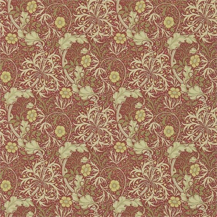 William Morris Morris Seaweed Tapet