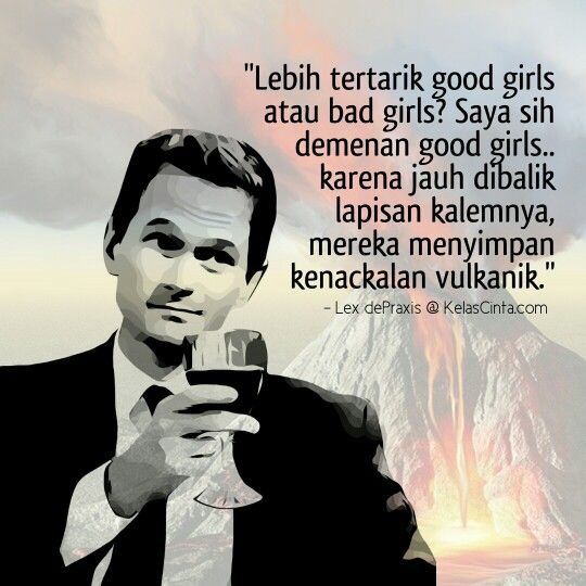 good girls atau bad girls?