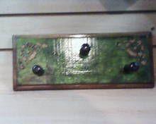 perchero tecnica pirograbado, www.facebook.com/pages/An-Ver/582001688513051