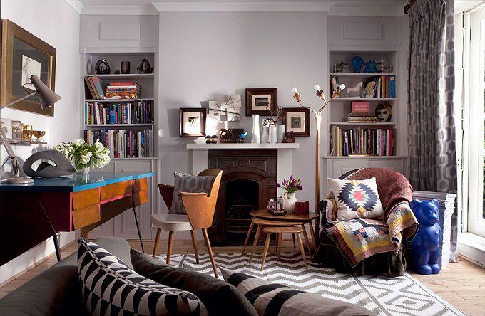Kate Monckton Interior Design - living room