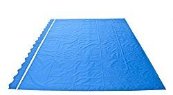ALEKO® Awning Fabric Replacement 13×10 Feet for Retractable Awning, BLUE