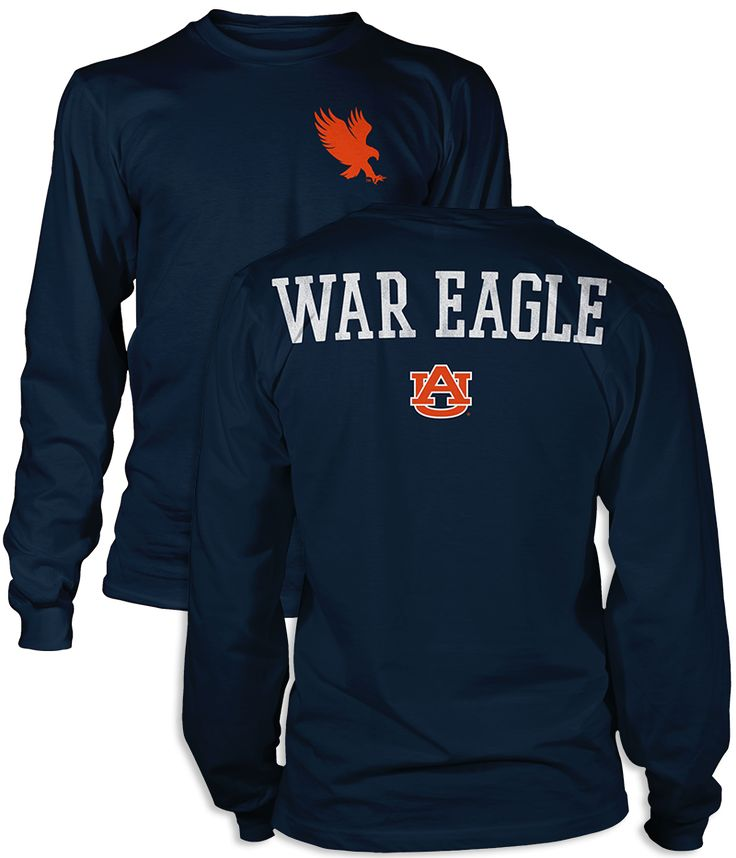 19 best auburn game day shirts images on pinterest for Auburn war eagle shirt