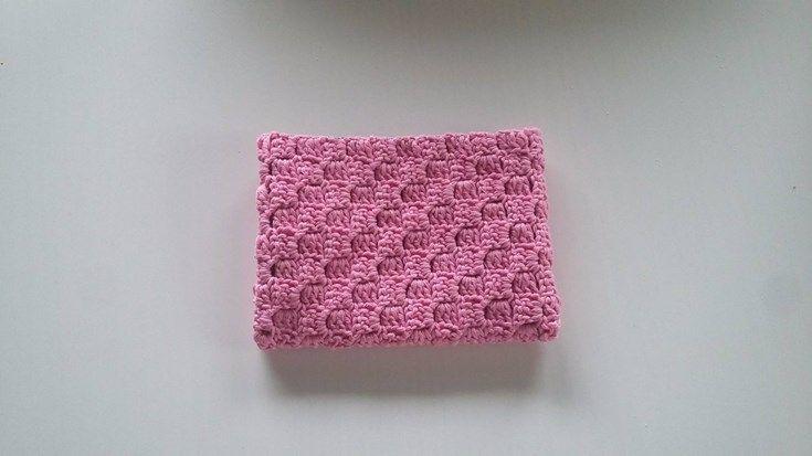 Fridas virkblogg-litenvirktant.se: Liten necessär eller sminkväska - med MÖNSTER