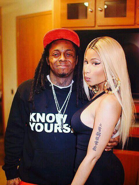 Lil Wayne & Nicki Minaj