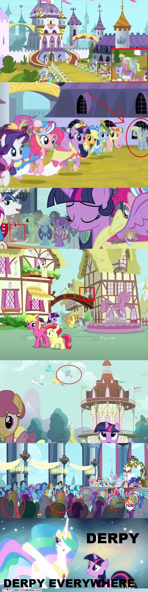 More Derpy! Although some of those aren't Derpy...