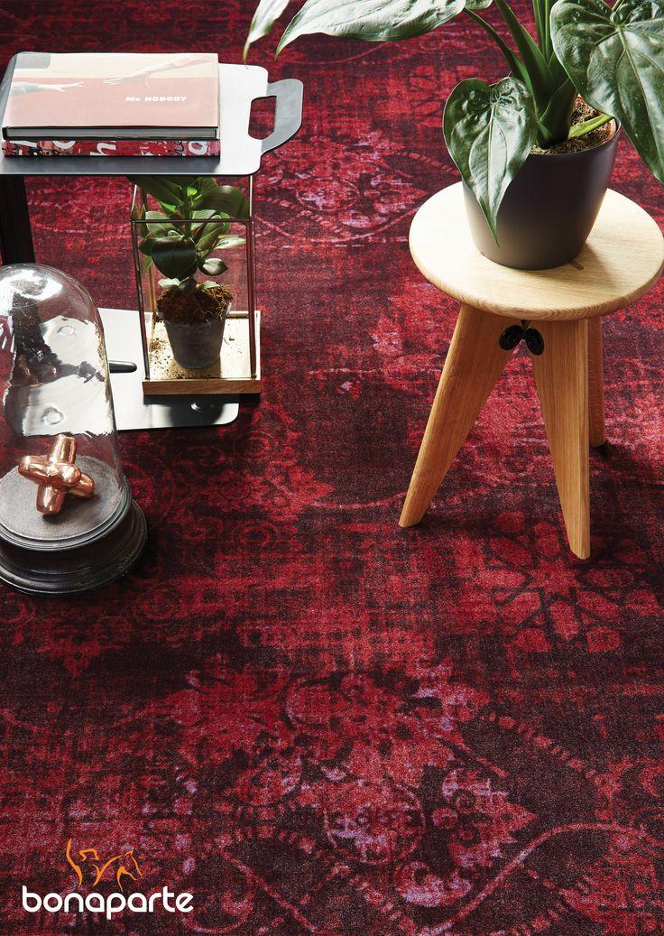 Met dit Vintage 118.202 vloerkleed van Desso krijgt jouw interieur een unieke uitstraling #vintage #rugs #styling #wooninspiratie #vloerkleed  #desso #inspiration #design #interior #plants