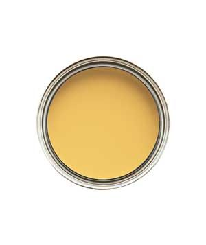 Jewel Tone Wall Paint: Babouche 223 from Farrow Ball
