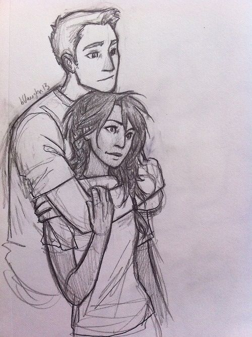 Jason and Piper - Jasper - Jiper (Heroes of Olympus by ...