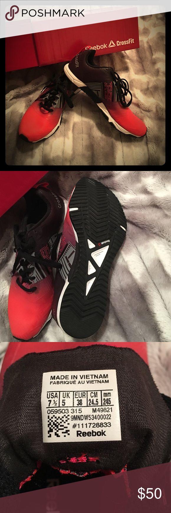 Reebok CrossFit Sprint 2.0 / only worn twice Reebok CrossFit Sprint 2.0 / only worn twice Reebok Shoes Athletic Shoes