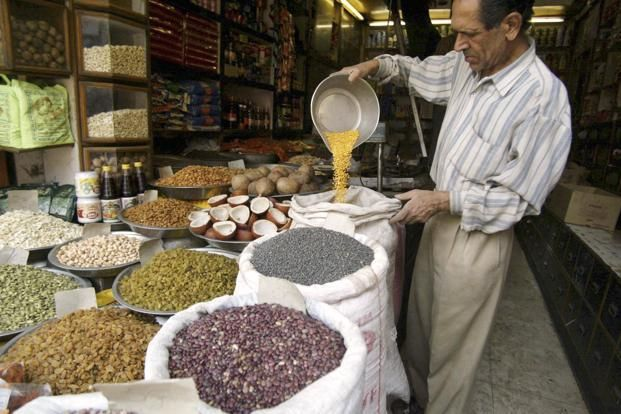 Inflation in food grain prices has been relatively stable over the past two decades. Photo: AP