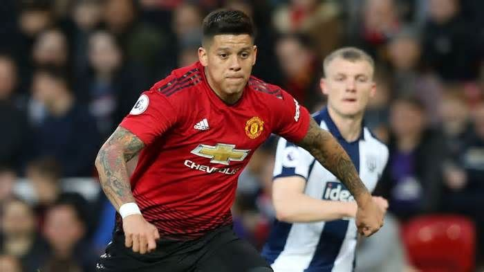 Man United S Marcos Rojo Close To Estudiantes Loan Move Sources Get The Latest News For Manchesterunited Inside Pinterest On This In 2020 Man United The Unit Man