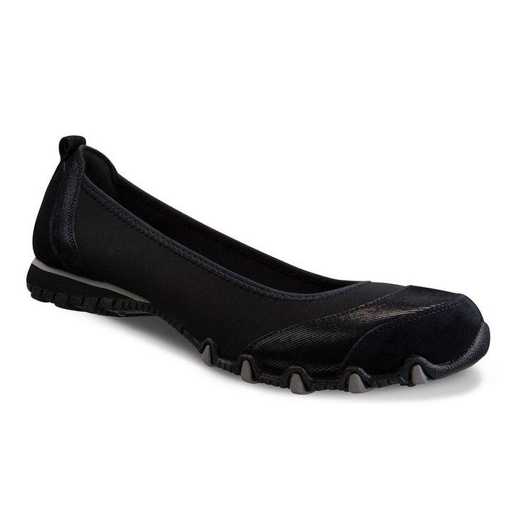 Skechers Bikers Skims Women's Shoes, Size: 6.5, Grey (Charcoal)